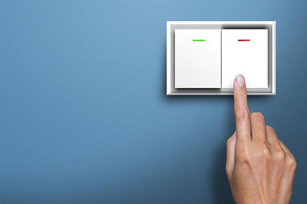 Installation interrupteurs Paris