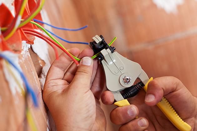 Outils installation interrupteur