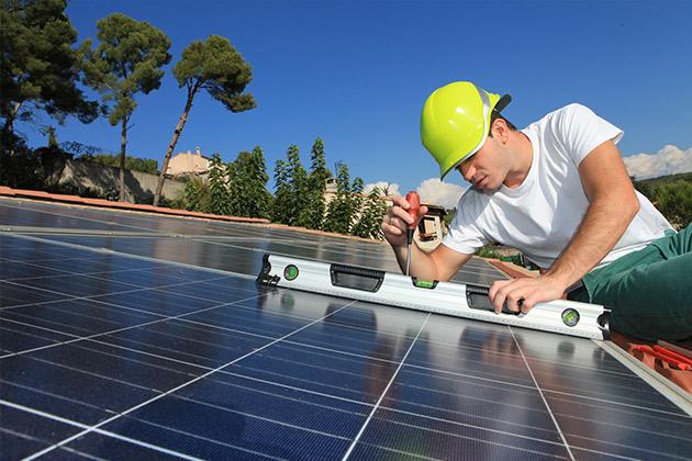 Panneaux solaires rendement