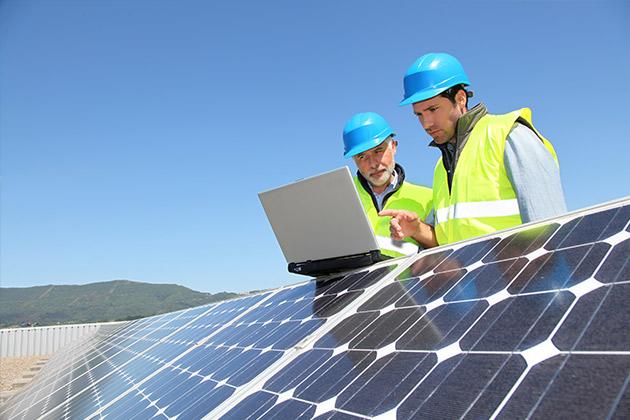 Panneaux solaires électricien Paris